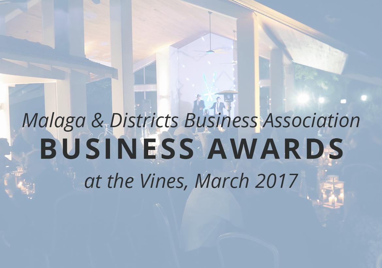 MDBA Business Excellence Awards 2017