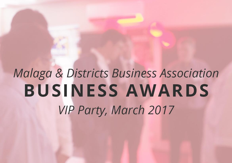 MDBA Business Awards VIP Night