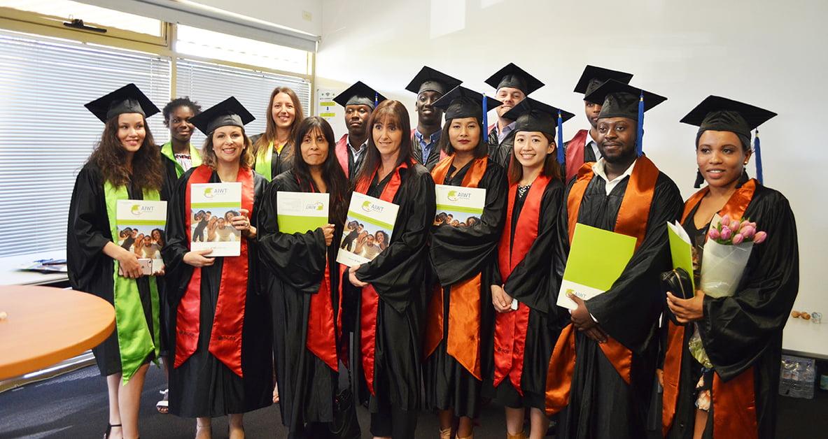 Graduation Ceremony – May 2019