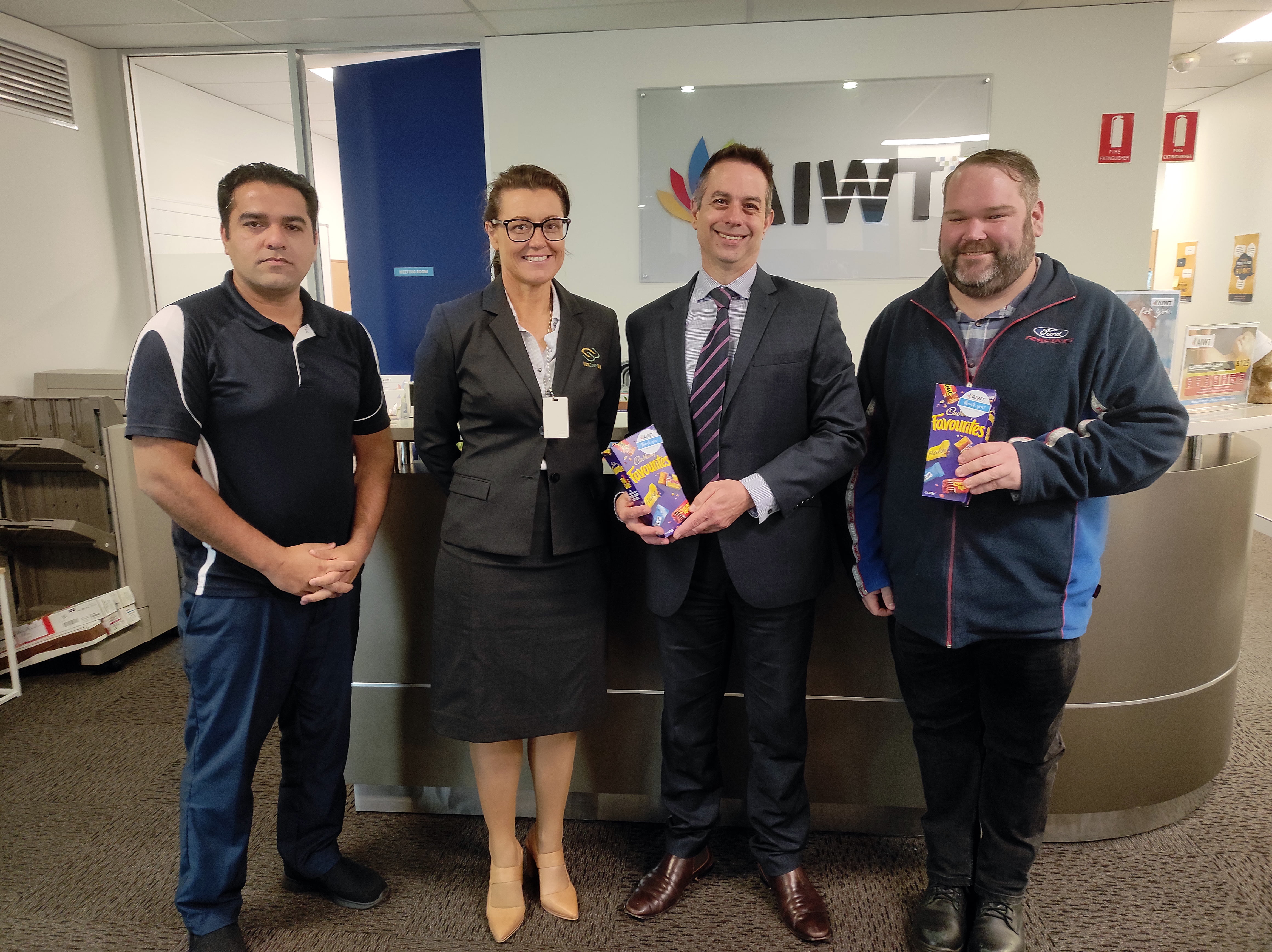 WorkCover WA Guest Speakers